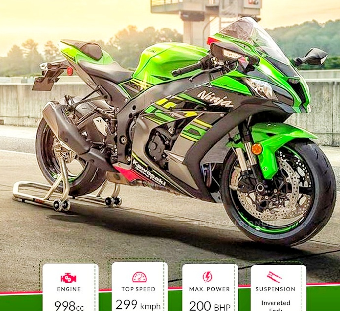 2019 Kawasaki Ninja ZX-10R launched at Rs 13 99 lakh
