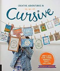 Creative Adventures In - Cursive - a bookwrap