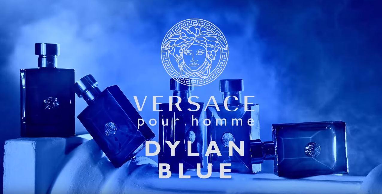 Canzone Versace profumo Dylan Blue Pubblicità