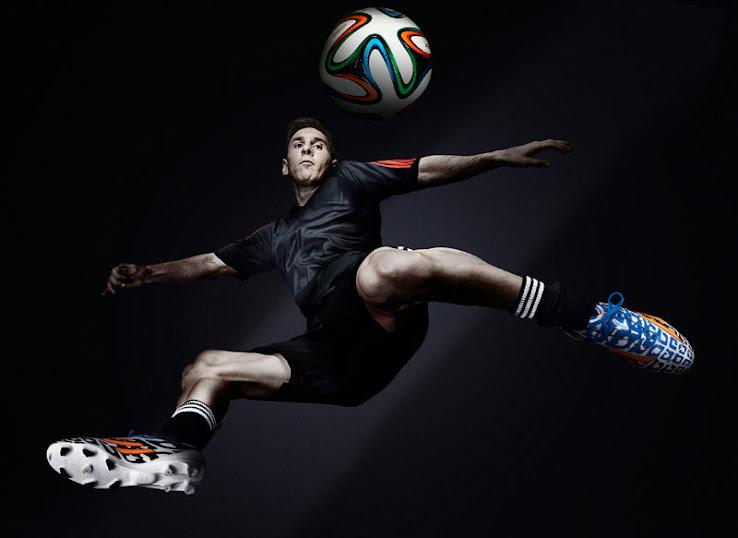 Conocé los botines adidas que usará Messi en el Mundial de Brasil