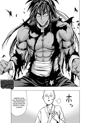 Komik One Punch Man Chapter 115 Bahasa Indonesia