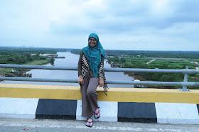 Travelscape Engineer Sepanjang Jalan Dari Pekanbaru Ke Siak Sri Indrapura