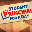 Principal For The Day - I'm the winner!