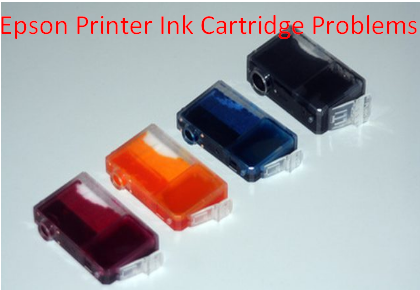 Epson Printer Ink Cartridge Problems