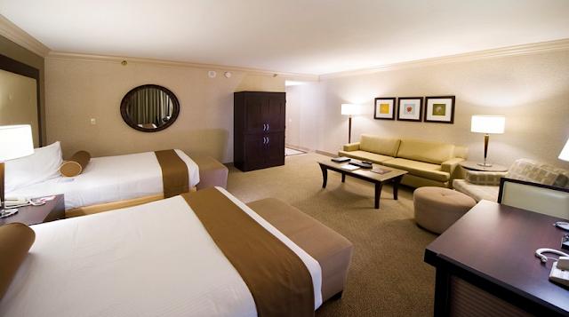 Quartos do Rio All Suite Hotel em Las Vegas