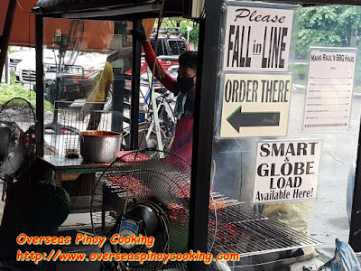 Mang Raul's BBQ Pay as you Order