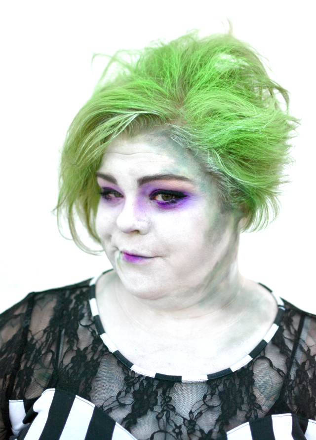 Beetlejuice And Dare Fashion The Militant Baker