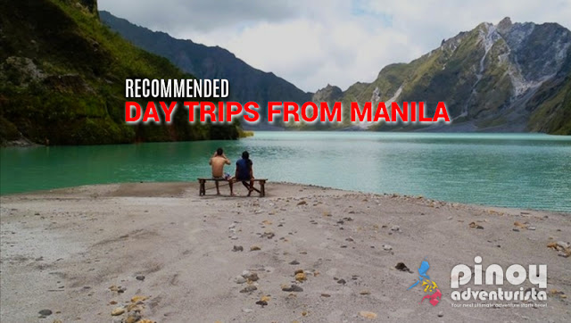 AWESOME DAY TRIPS from MANILA