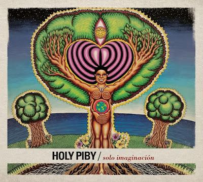 HOLY PIBY - Solo Imaginación (2011)