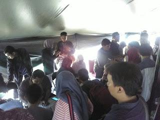 gathering kampoeng kurma di desa sukaresmi