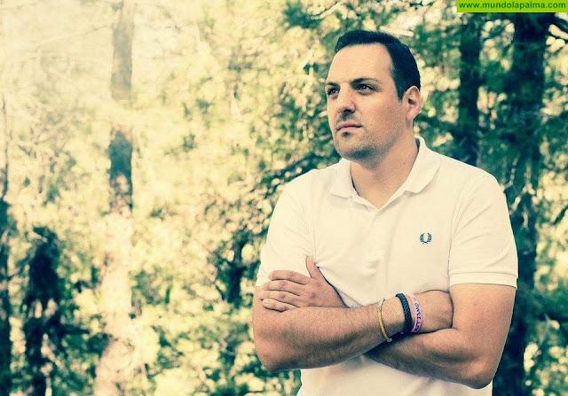 Jonathan Felipe será presentado el próximo sábado como candidato a la Alcaldía de Breña Alta