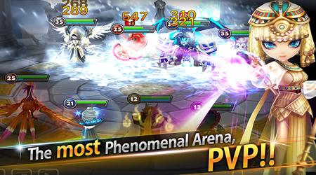 a world under battle over the vital resource Summoners War MOD APK [Mega Mod] Free Download v2.0.9
