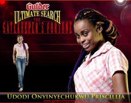 Oyinye Last Woman Standing in GUS Season 9