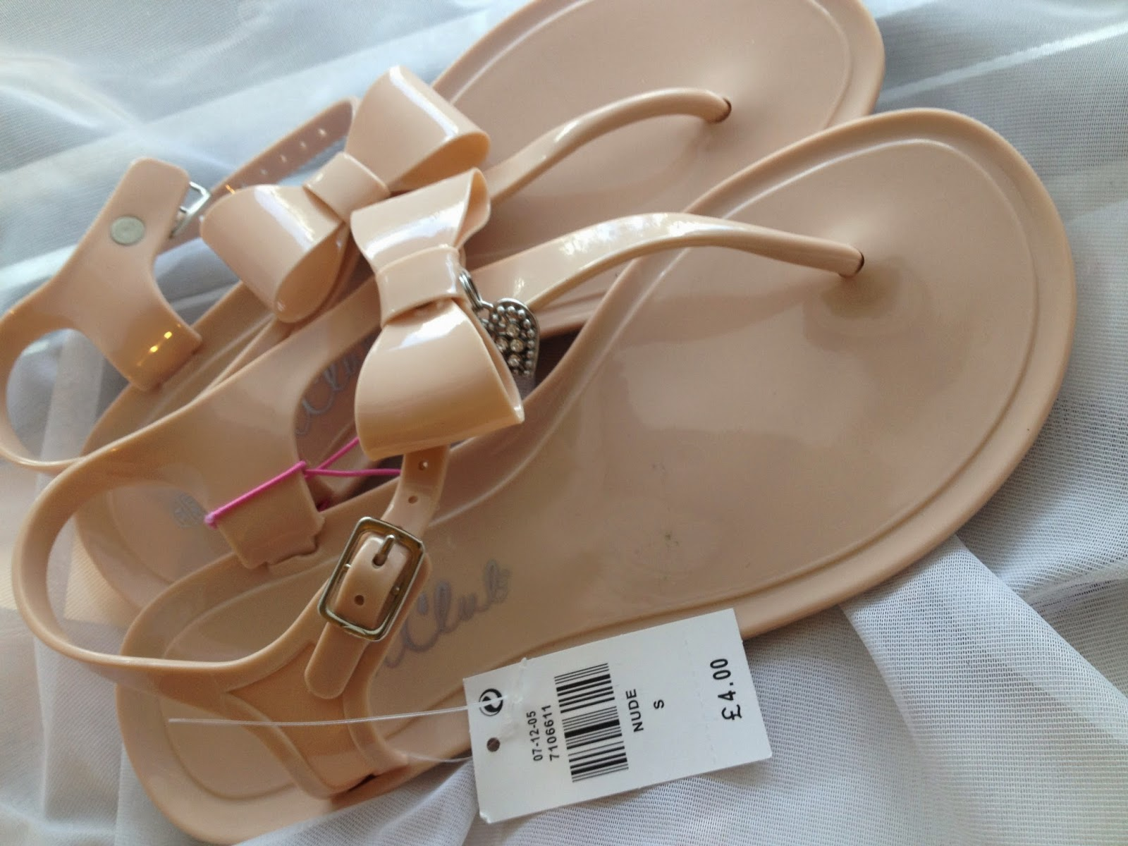 Nude Jelly Shoes (lifeasapetite)