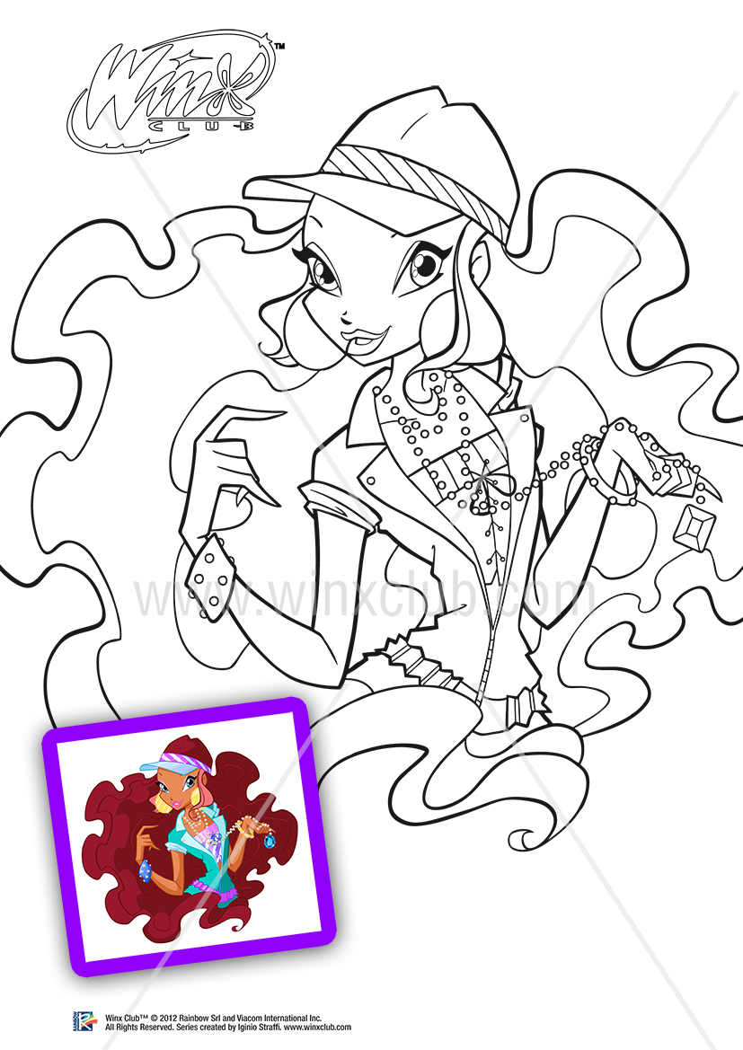 Winx Club Is Always With You On This Blog новинка