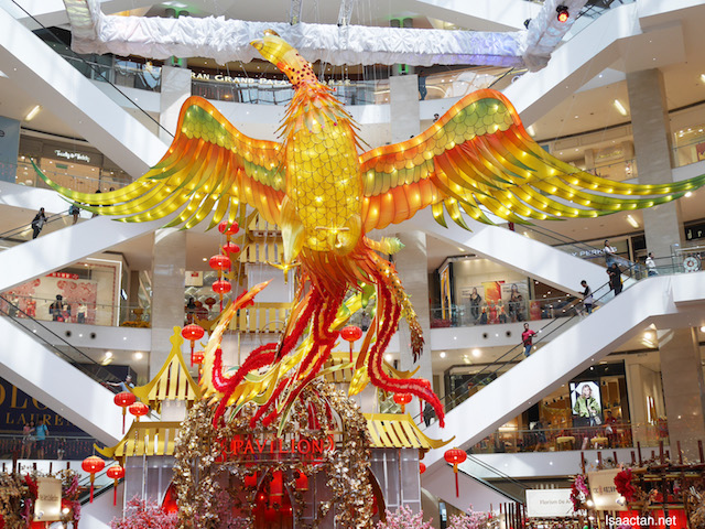 "Pavilion KL Presents ""The Rise To Opulence"" This Chinese New Year"