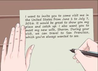 Google Image - Invitation Letter