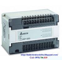 Cung cấp PLC Delta DVP32ES00R/T, bán PLC Delta DVP24ES00T/R, DVP60ES00R2, DVP32ES00T2