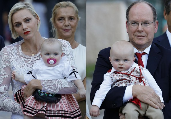 Prince Albert and Princess Charlene twins, Princess Gabriella and Prince Jacques celebrate their 3rd birthday