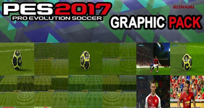PES 2017 New Graphic Pack