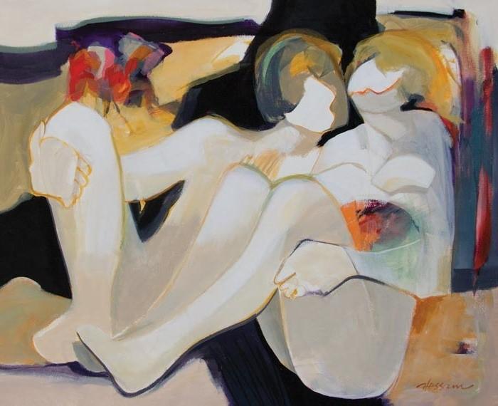 Сущность любви и романтики. Hessam Abrishami 19
