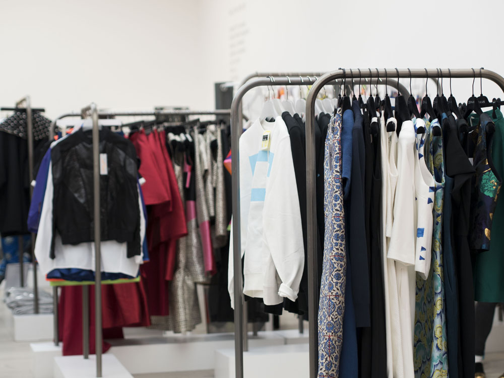 London Fashion Weekend & The Good Life Eatery