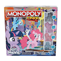 Monopoly Junior My Little Pony the Movie Edition