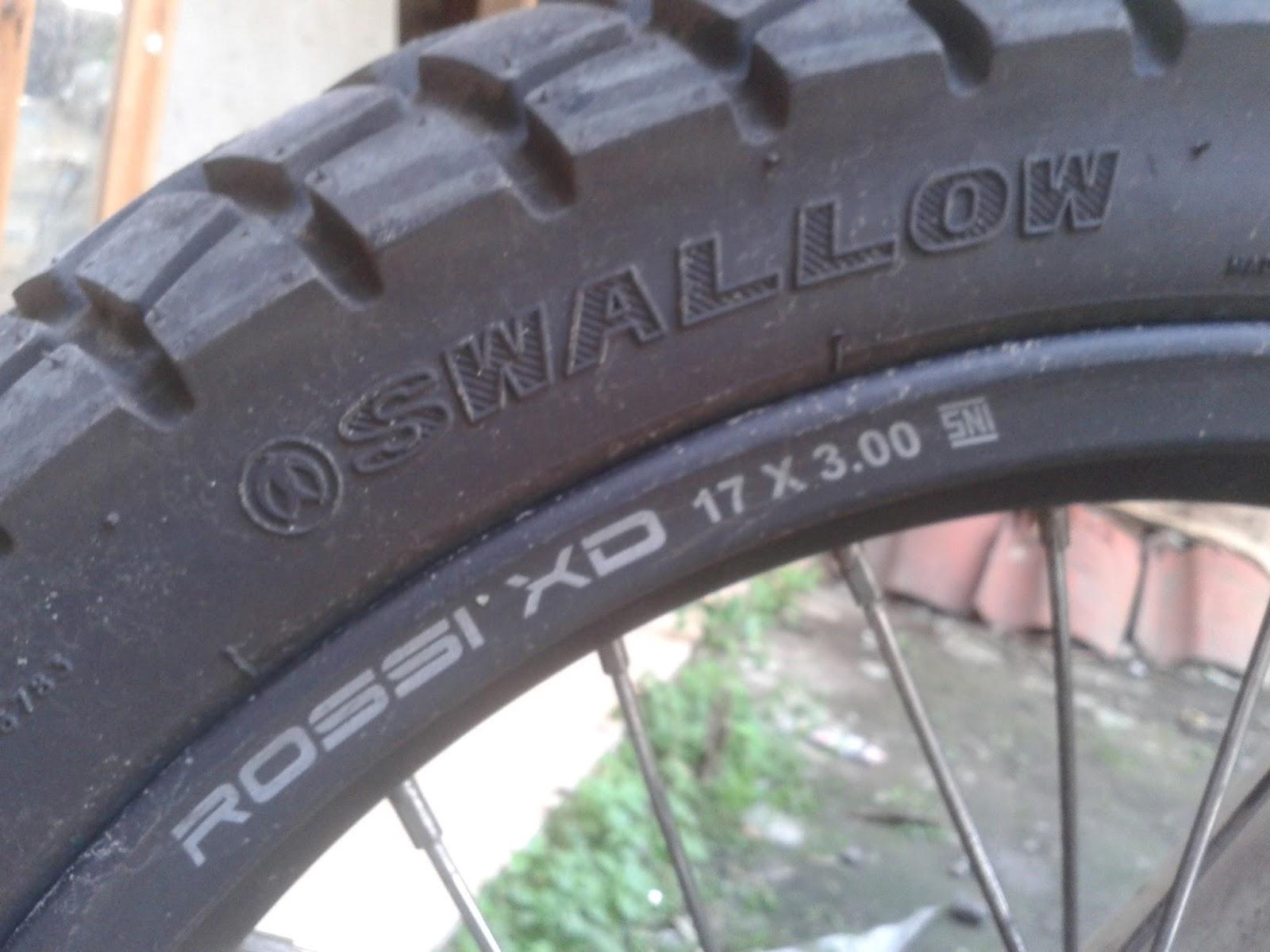 Iqbal Nm Review Ban Swallow SB 117 Dan Rossi XD 17 X 300