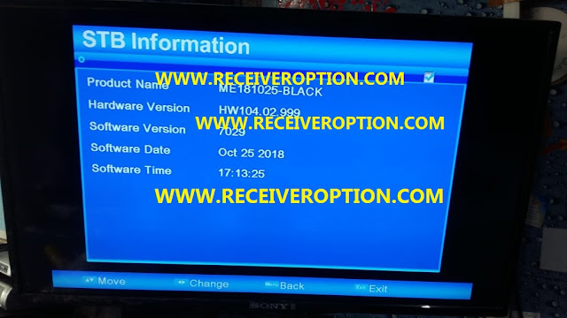 ALI 3510D HD RECEIVER HW104.02.999 AUTO ROLL POWERVU KEY NEW SOFTWARE