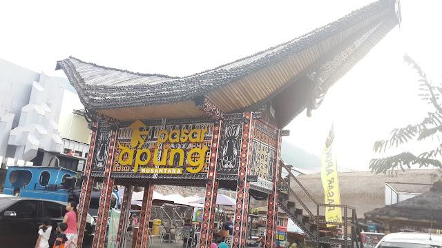 Zona Pasar Apung Museum