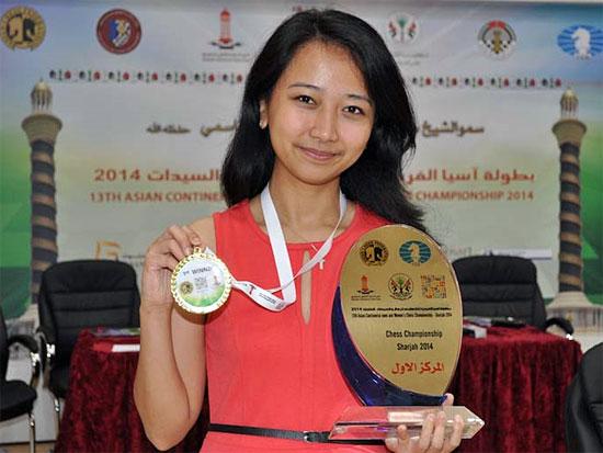 Irene Kharisma Sukandar Grandmaster Catur Putri Indonesia Mengenal Biodata Tokoh