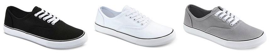 Mossimo Layla Sneakers $13 (reg $17)