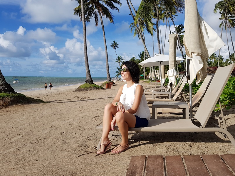 Resort All Inclusive na praia de Maragogi - Alagoas