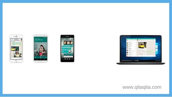 Whatsapp versi desktop pc