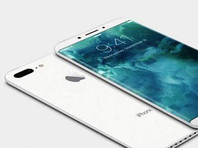 ايفون 8 تسريبات وشائعات حول سعر الجهاز ومواصفات الجهاز ومميزاته 2017  والجهاز مع خاصية الشحن الاسلكي
