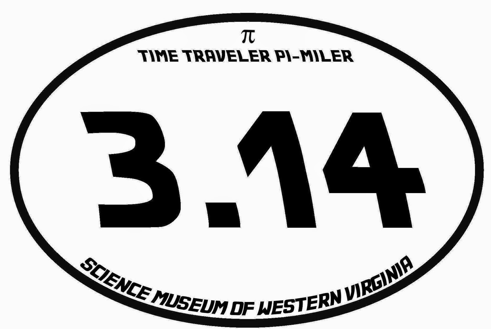 Time Traveler Pi Miler Race