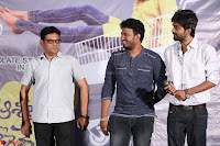 Star Cast of the movie Chinni Chinni Asalu Nalo Regene at its Trailer Launc Exclusive ~  11.JPG