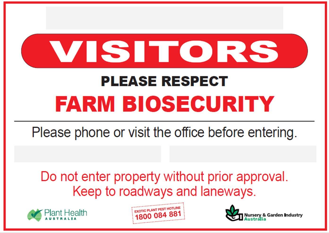 An toàn sinh học trong chăn nuôi.