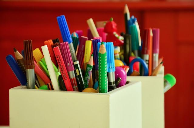 Collecte des stylos usagés