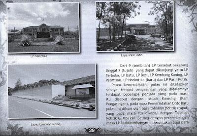 Sejarah Lembaga Pemasyarakatan (LP) Penjara di Jawa Tengah