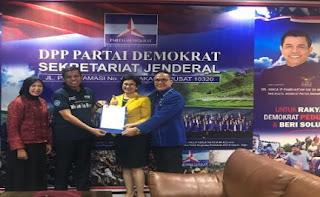 Partai Demokrat Usung Nurul Arifin-Chairul Yaqin Hidayat di Pilwalkot Bandung 2018