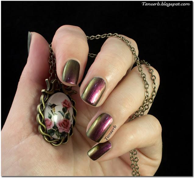 Born Pretty Chameleon Nail Polish Varnish #205