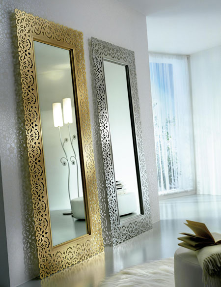 Decorating with Mirrors 2