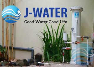 Harga Filter Air J-WATER