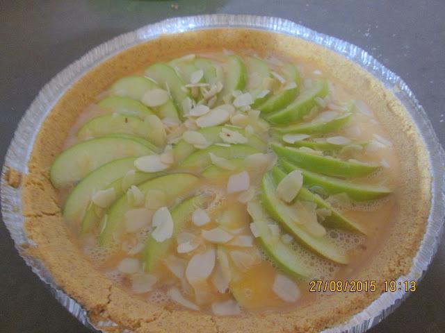 IMG 0358 - פאי תפוחים טעים לראש השנה
