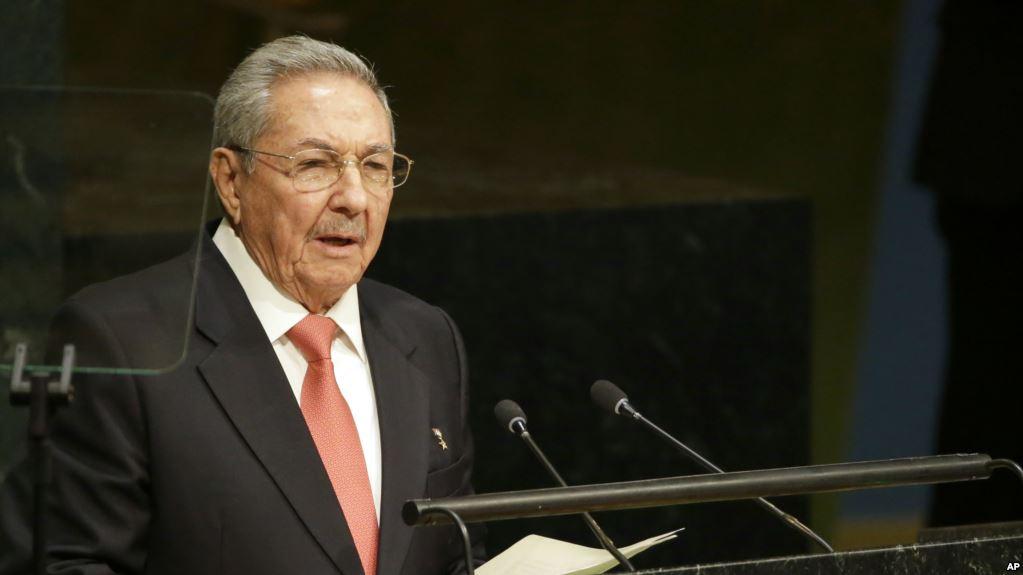 Castro reiteró decisión del congreso sobre gobernar solo dos periodos de cinco años