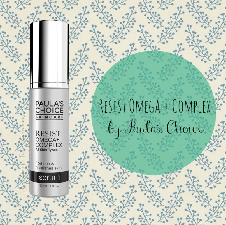 Review of Paula's Choice Resist Omega + Complex Serum