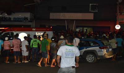 Mototaxista sofre tentativa de homicídio em Capim Grosso