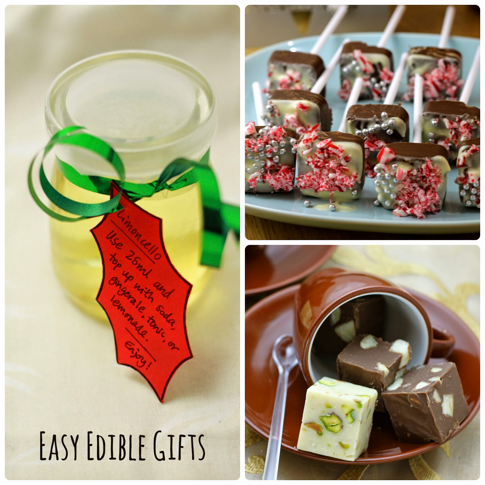 Simply Cooked: Easy Edible Gifts For Christmas
