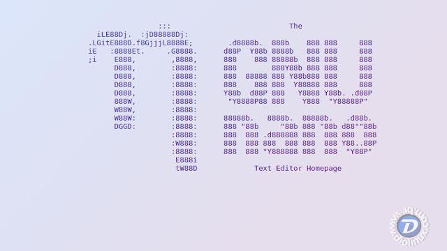 Editor de texto GNU Nano chega na versão 3.0